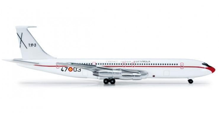 Модель самолета Boeing 707-300C Spanish Air Force 1:500 518840