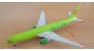 Модель самолета Boeing 767-300 S7 Airlines 1:500