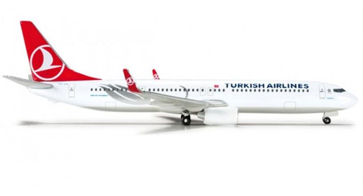 Модель самолета Boeing 737-900 Turkish Airlines 1:500 524797