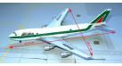 Модель самолета Boeing 747-200 Alitalia 1:400