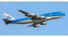 Модель самолета Boeing 747-400 KLM 1:250