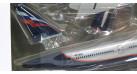 Модель самолета Boeing 777-300ER Аэрофлот 1:200