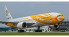 Модель самолета Boeing 777-200 NokScoot 1:200