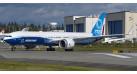 Модель самолета Boeing 777-9 1:250