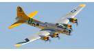 Модель самолета Boeing B-17G Flying Fortress USAF 1:72