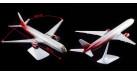 """Модель самолета Boeing 777-300 Россия """"Леолёт"""" 1:144"""