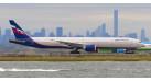 Модель самолета Boeing 777-300ER Аэрофлот 1:100