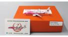 "Модель самолета Boeing 737-800 ""Sakura Jinbei Jet"" Japan Transocean Air 1:400"