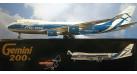 """Модель самолета Boeing 747-400 Air Bridge Cargo """"Pharma"""" 1:200"""