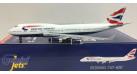 Модель самолета Boeing 747-400 British Airways 1:400