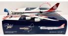 Модель самолета Boeing 747-8F Cargolux 1:400