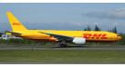 Модель самолёта Boeing 777F DHL Aviation 1:400