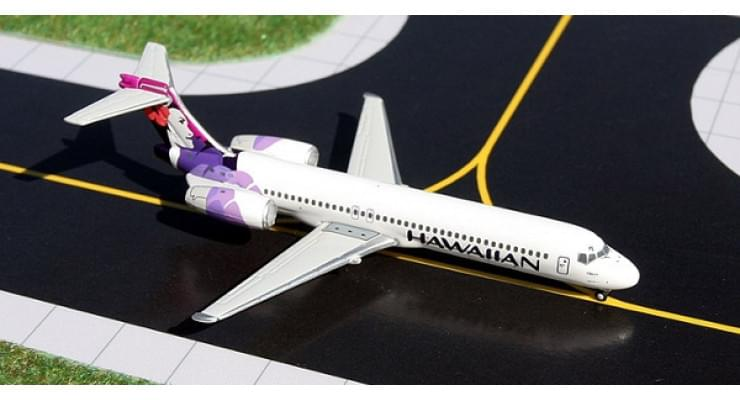 Модель самолета Boeing 717-200 Hawaiian Airlines 1:400 GJHAL1084