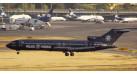 Модель самолета Boeing 727-200 Mexico Policia Federal 1:400