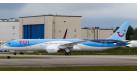 Модель самолета Boeing 787-9 TUI Airways 1:400