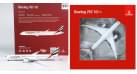 Модель самолета Boeing 787-10 Emirates 1:400