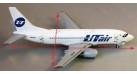 Модель самолета Boeing 737-500 Utair 1:400
