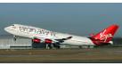 Модель самолета Boeing 747-400 Virgin Atlantic 1:400