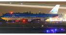Модель самолета Boeing 747-400 KLM 1:160