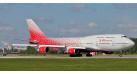 """Модель самолета Boeing 747-400 Россия """"1:400"""