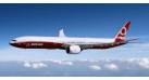 Модель самолета Boeing 777-9X 1:400