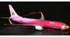 Модель самолета Boeing 737-800 Nok Air 1:200