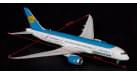 Модель самолета Boeing 787-8 Uzbekistan Aiways 1:400