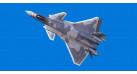Модель самолета Chengdu J-20 China Air Force 1:72