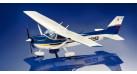 Модель самолета Cessna 172 Skyhawk 1:72