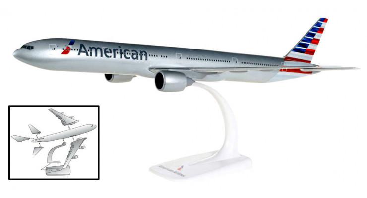 Модель самолета Boeing 777-300ER American Airlines 1:200