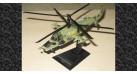 """Модель вертолета Камов Ка-50 """"Чёрная акула"""" ВВС России 1:72 27402"""