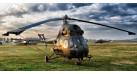 """Модель вертолета Миль Ми-2Т """"Гоплит"""" Poland Air Force 1:72 27405"""