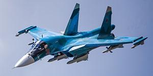 Модели самолетов КБ Сухой