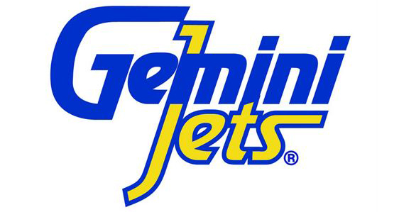Модели самолетов Gemini jets